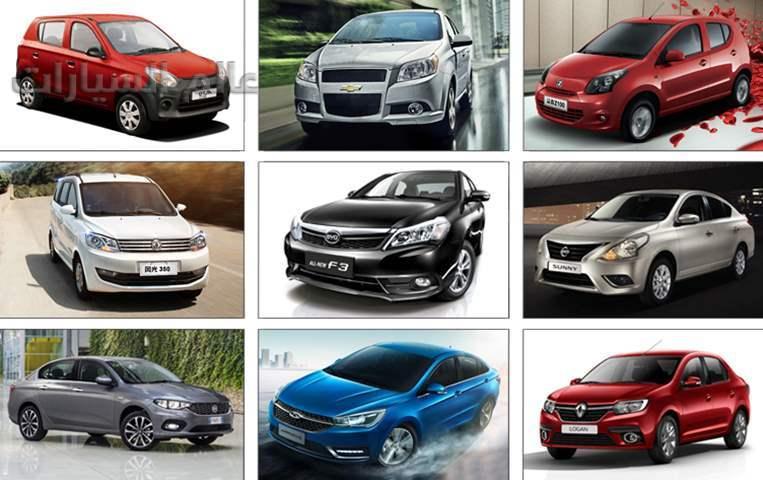 ترتيب أرخص سيارات الركوب محلياً يشهد تغيرات معدودة في سبتمبر