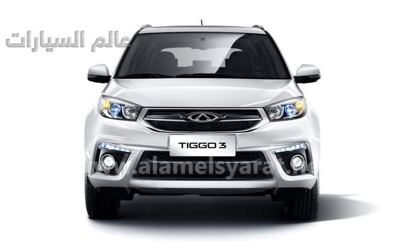 شيري تيجو 3 الجديدة تنضم لعائلة سيارات تيجو قريباً في مصر