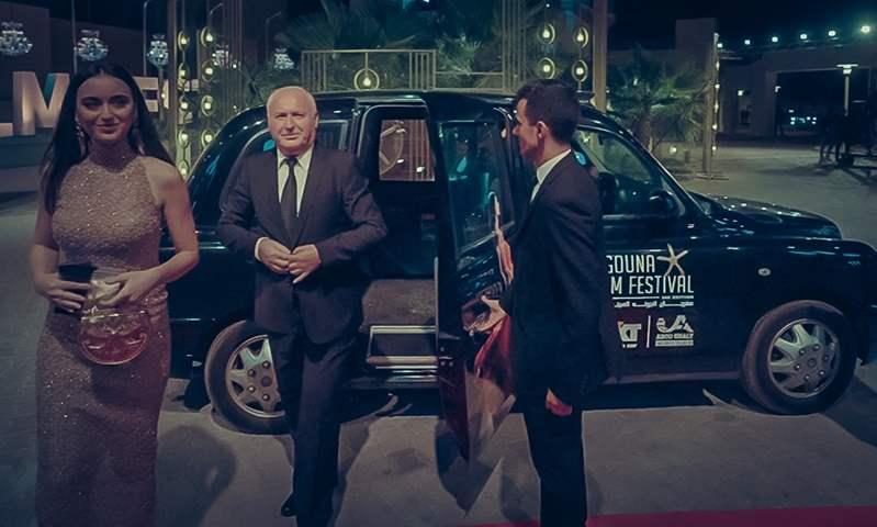 أبو غالي موتورز تتألق في مهرجان الجونة السينمائي 2019