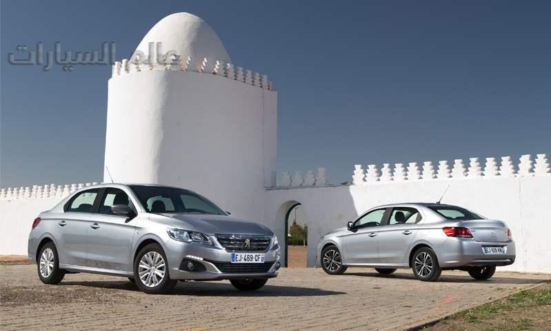 بيجو 301 موديل 2020 تٌصل سوق السيارات المصري