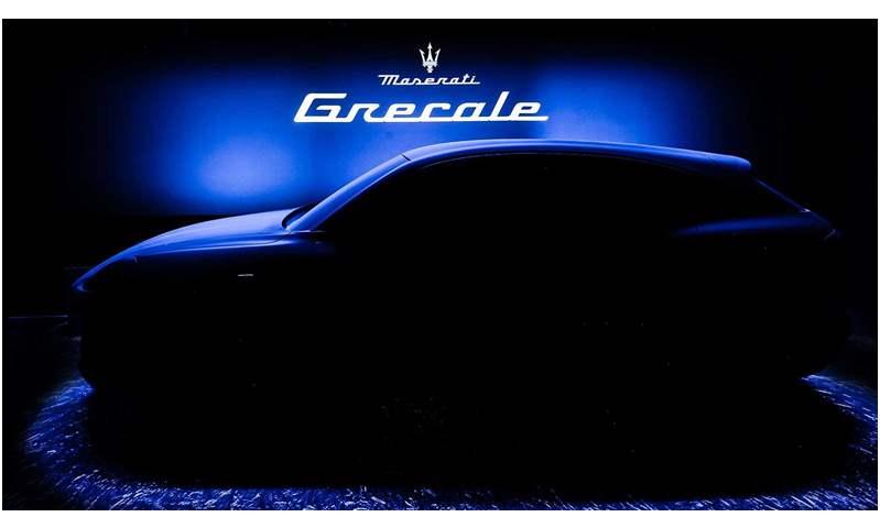 مازيراتي تطلق SUV جديدة تنافس BMW X3
