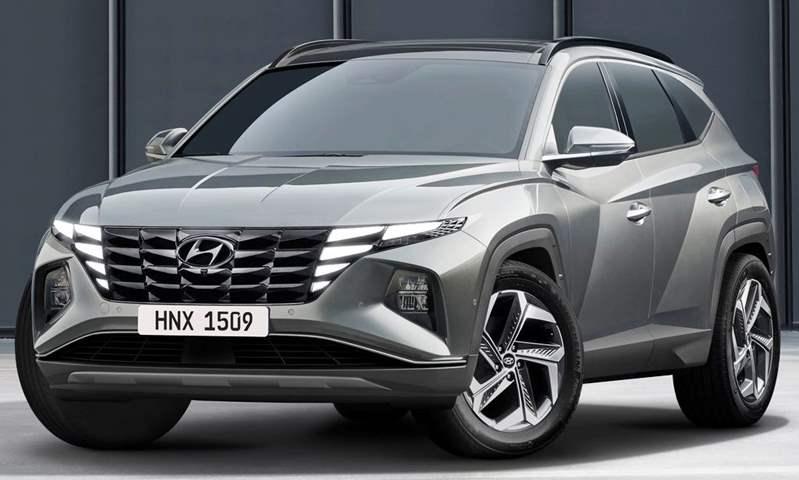 هيونداى توسان الجديدة .. أول SUV من الصانع الكورى يتم تطويرها وفقا لهوية تصميمية جديدة