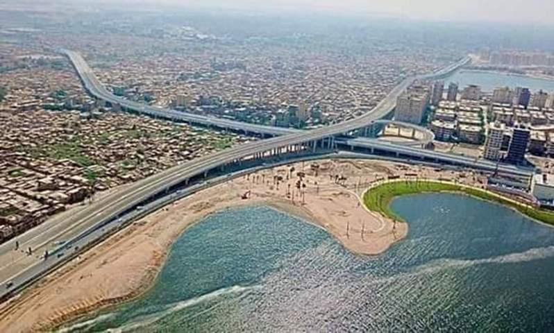 محور متحف الحضارة يُحد من الاختناق المروري بجنوب القاهرة