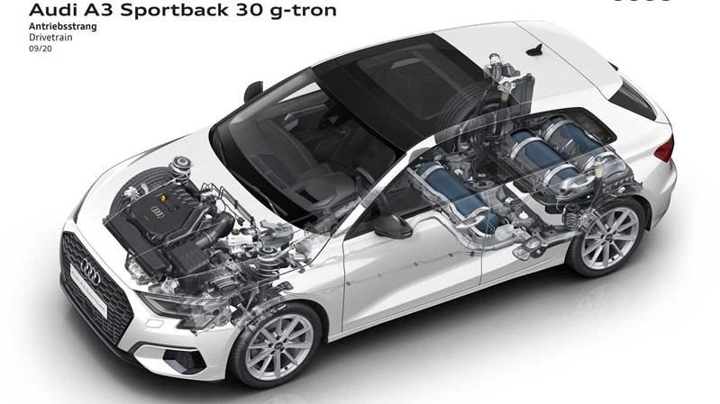 Audi A3 Sportback 30 G-Tron (2)