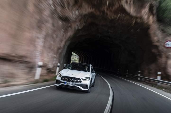 Mercedes GLA. (5)
