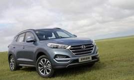 Hyundai Tuscon China