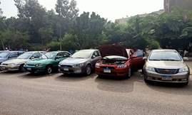 السيارات المستعملة