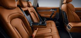 T600 interior