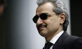 سمو الأمير الوليد بن طلال