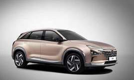 Hyundai Motor at CES_2 (FCEV)