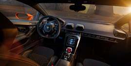 Image 4 - Huracan EVO interior ambient