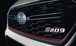 Subaru-STI-S209-teaser