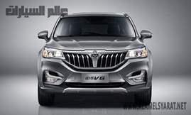 مبيعات بريليانس V6 تضعها بقائمة أكثر سيارات مبيعاً بفئة الـSUV / CUV