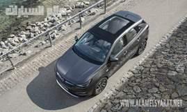 أوبل جراند لاند موديل 2020 تٌقدم بسوق السيارات المصري