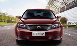 Geely EMGRAND 7 4
