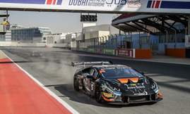Image 2- Lamborghini Super Trofeo Middle East