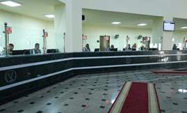 إفتتاح مجمع تراخيص القاهرة الجديدة
