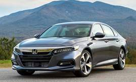 2018 Honda Accord Hybridfr