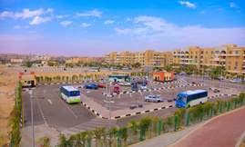 """""""مواصلات مصر"""" تعلن عن افتتاح مشروع أوتوبيسات الخدمة المميزة لربط مدينة السادس من أكتوبر بمحافظة الجيزة"""