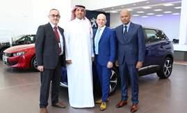 Groupe PSA تختار 'المجدوعي' وكيلاً جديداً لعلامة 'بيجو' التجارية في السعودية