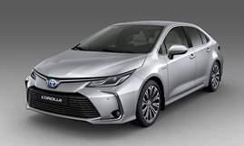 تويوتا كورولا تتصدر مبيعات فئتها في السيارات المستوردة وتكمل النجاح بإطلاق فئة جديدة للسوق المصري