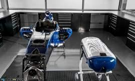 كيف تساهم فِرق فورمولا وان في تصنيع أجهزة التنفس؟  1
