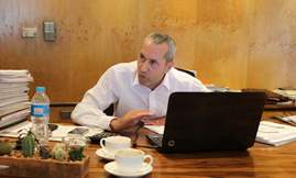 خالد يوسف رئيساً تنفيذياً لبيجو فى مصر