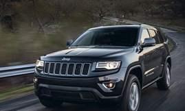 Jeep Grand Cherokee - Laredo 1