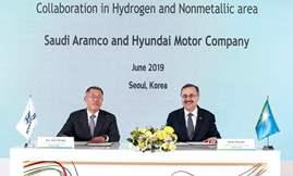 Hyundai and Saudi Aramco MoU Signing (1)