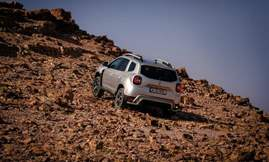 All-new Duster_Dynamic off-road ascent