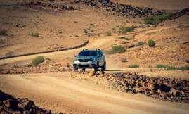 All-new Duster_Dynamic off-road front 3