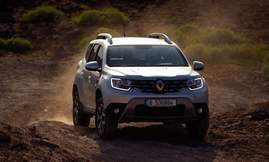 All-new Duster_Dynamic off-road front 4