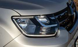 All-new Duster_Front headlight 2