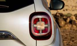 All-new Duster_Rear headlight 2