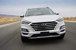 Hyundai Tucson Facelift 0