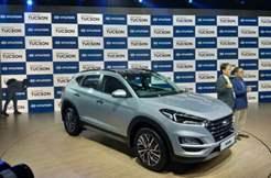 Hyundai Tucson Facelift 1