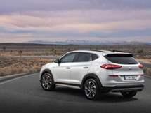 Hyundai Tucson Facelift 5
