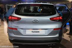 Hyundai Tucson facelift 2020 1