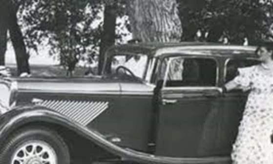 """كسرت خوف زوجها مؤسس """"مرسيدس بينز"""".. قصة أول إمرأة تقود السيارة"""
