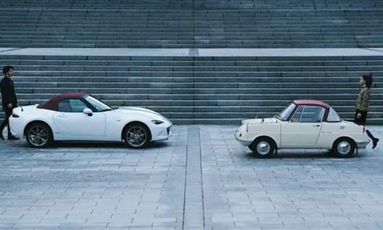 مازدا تعلن عن أسعار  700 طراز من سيارتها بمناسبة الذكرى المائة لإنشائها .
