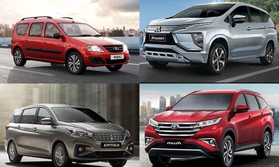 أسعار أرخص سيارات عائلية 7 راكب في السوق المصري خلال شهر يوليو
