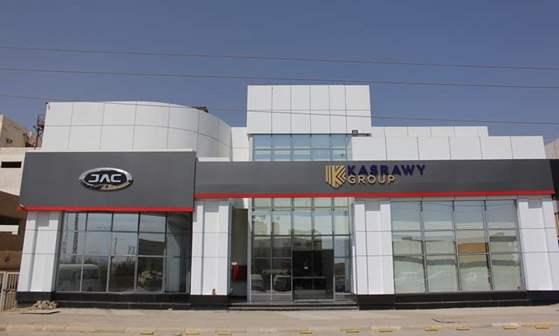 افتتاح مركز خدمة متكامل لسيارات جاك بأبو رواش و خصم خاص على الصيانات