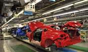 مصنع سوبارو فى اليابان